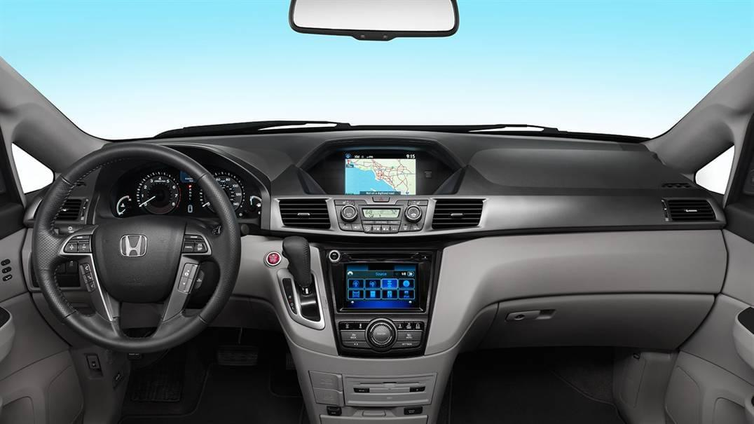 2016 Honda Odyssey Dashboard Interior