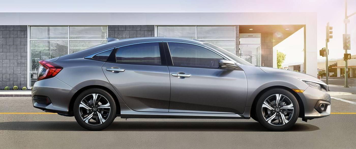 2017 Honda Civic LX | Honda World Downey | Paramount, CA