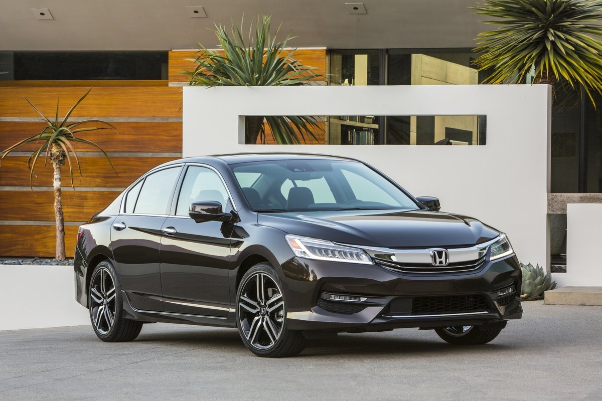 2017 Honda Accord Sedan EX L V6