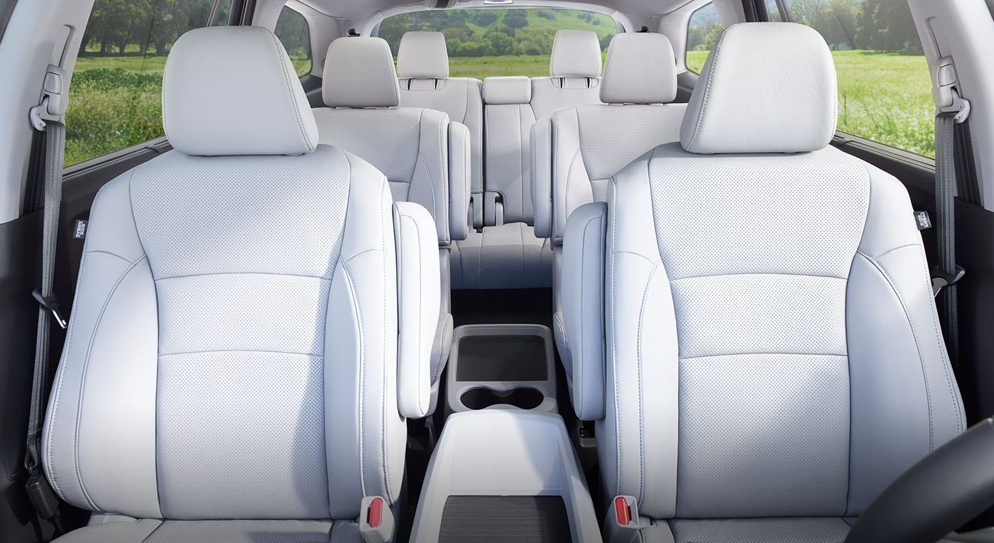 2017 Honda Pilot Seating Interior