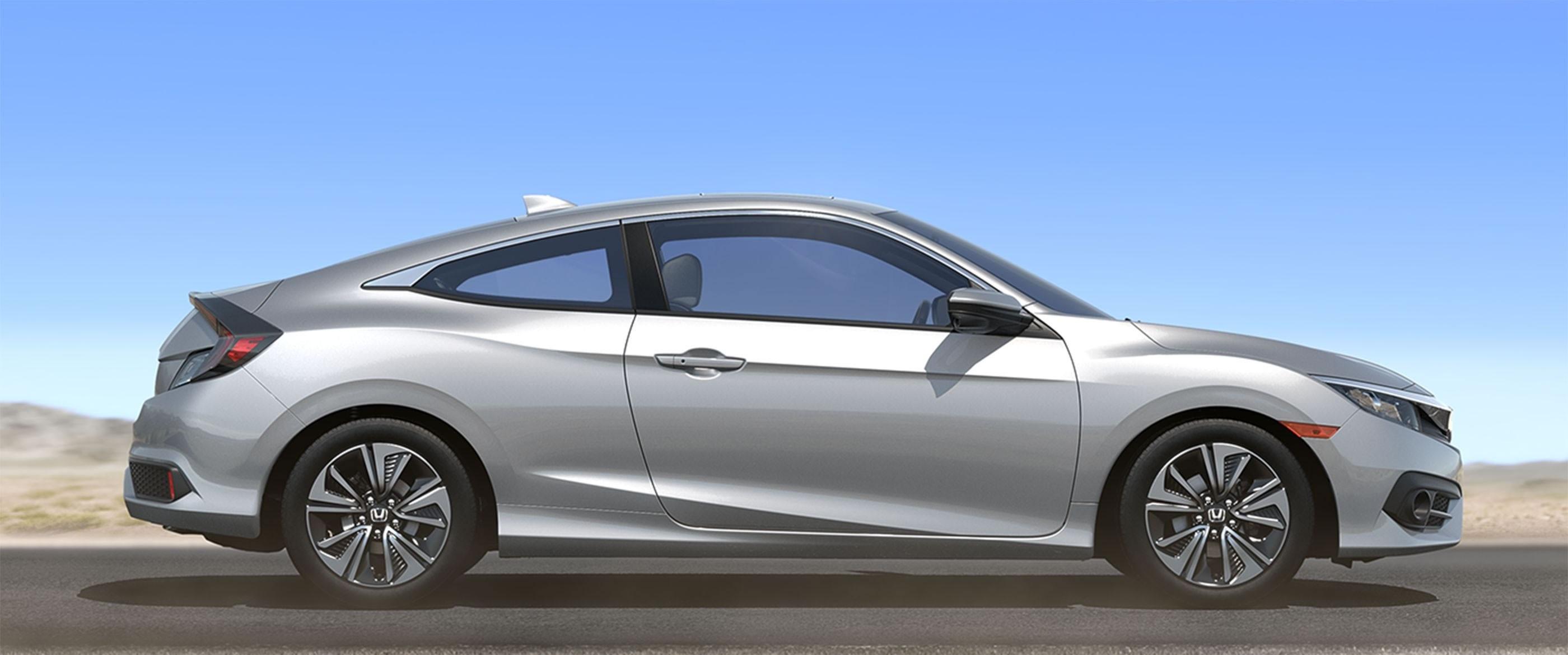 Honda Coupe 2017 >> 2017 Honda Civic Coupe Honda World Downey Downey Ca