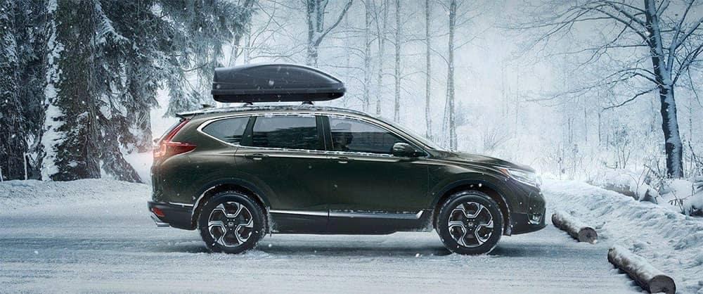 2019-Honda-CR-V-Parked-in-Snow