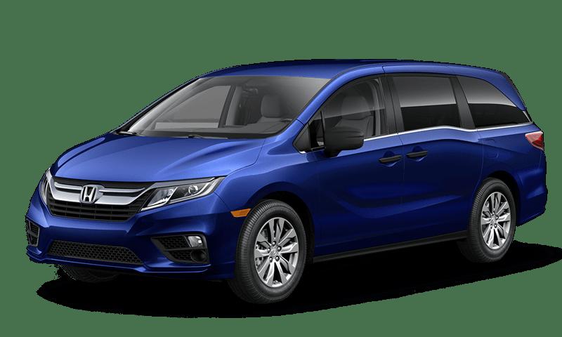 2019-Honda-Odyssey-LX