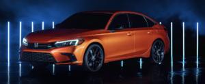2022 Honda Civic Coming soon to Honda World Downey