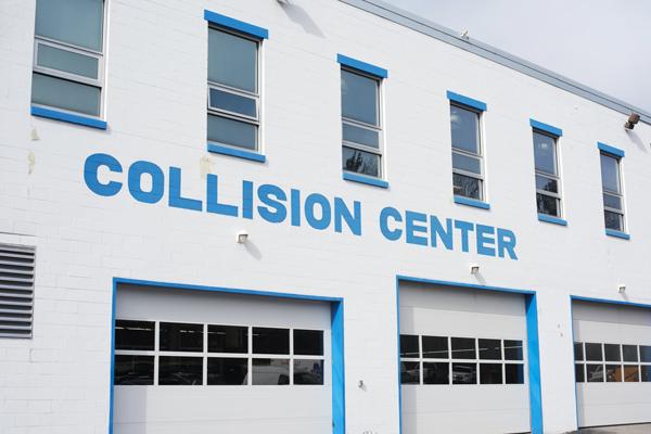 Hoselton Chevrolet Collision Center