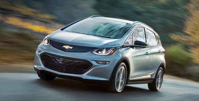 2017 Chevrolet Bolt- Fully Electric
