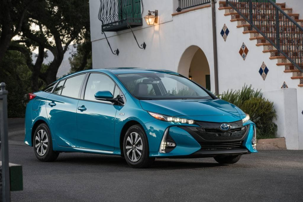 2017 Toyota Prius Prime - Hybrid Vehicle