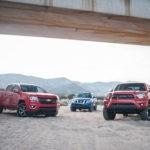 Hoselton 2015-Chevrolet-Colorado-Z71-Nissan-Frontier-Pro-4X-Toyota-Tacoma-TRD-Pro-02