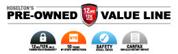 Hoselton Pre-Owned Value Line Warranty