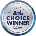2017 Rochester Choice Winner