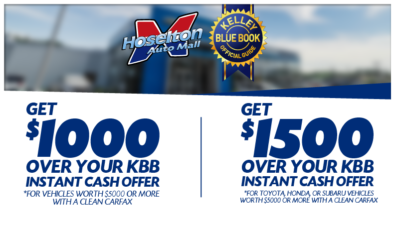 Get An Instant Cash Offer For Your Vehicle