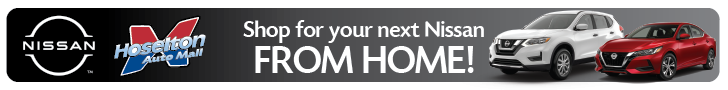 Shop from Home Banners-Nissan