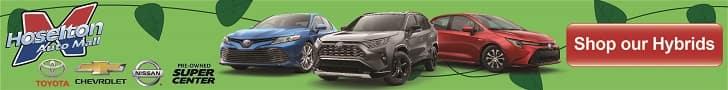 Shop Hoselton's hybrid vehicles