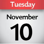 November 10, 2020