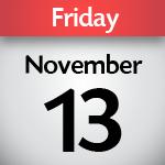 November 13, 2020
