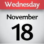 November 18, 2020