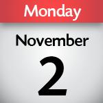 November 2, 2020