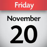 November 20, 2020