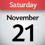 November 21, 2020