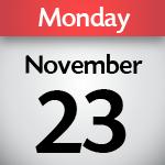 November 23, 2020