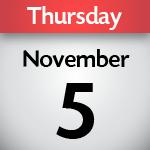 November 5, 2020