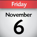 November 6, 2020