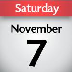 November 7, 2020