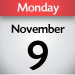 November 9, 2020