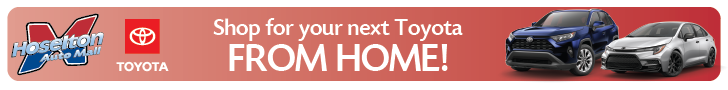 Shop from Home Banners-Toyota