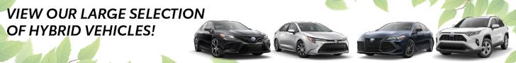 Hoselton Toyota - Hybrid Vehicles
