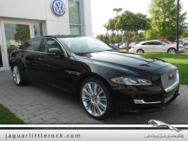 All 2016 Jaguar XJL