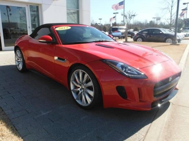 Certified Pre-Owned 2014 Jaguar F-TYPE Special Offer