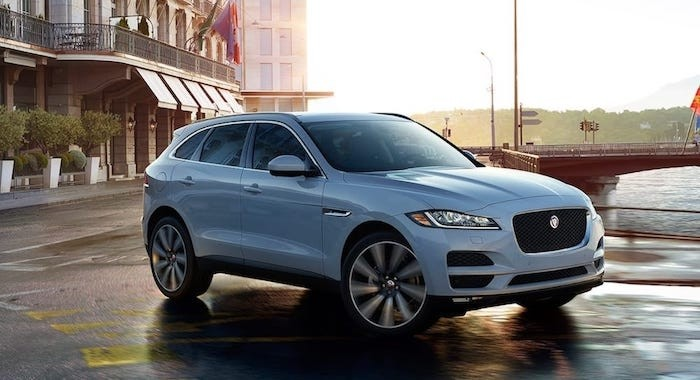 2018 Jaguar F-PACE available near Conway