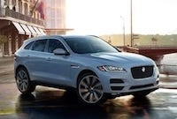 2018 Jaguar F-Pace near Conway
