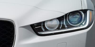 2018 Jaguar XE Adaptive Xenon headlights