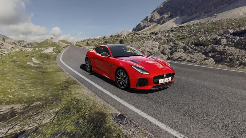 2018 Jaguar F-Type available near Benton