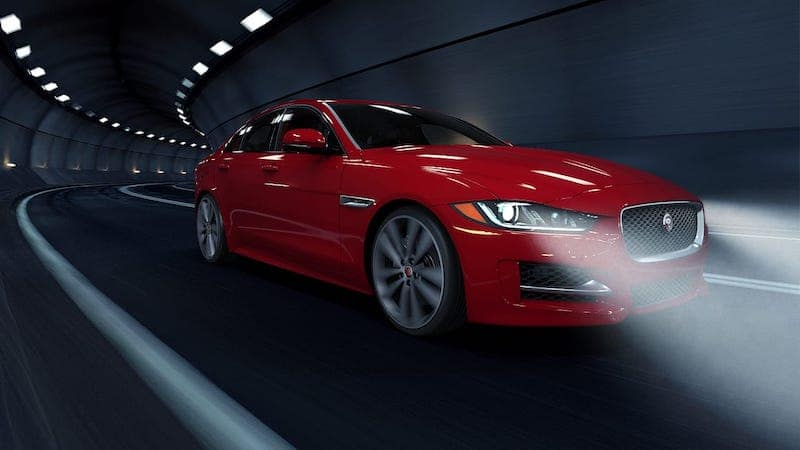 2018 Jaguar XE available in Little Rock