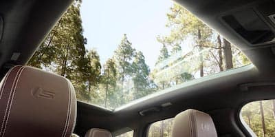 2018 Jaguar XF sunroof
