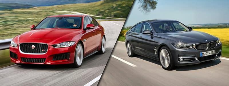 2017 Jaguar XE vs 2017 BMW 3 Series