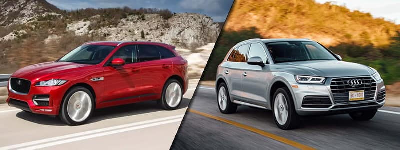 Charming 2018 Jaguar F Pace Vs Audi Q5
