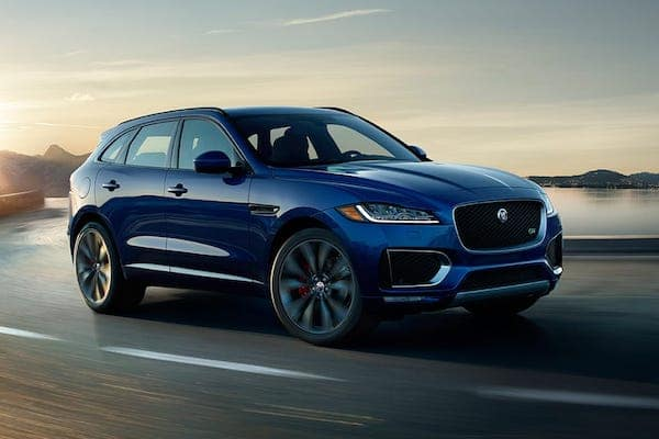 f pace scores five star safety rating bryant area jaguar dealer. Black Bedroom Furniture Sets. Home Design Ideas