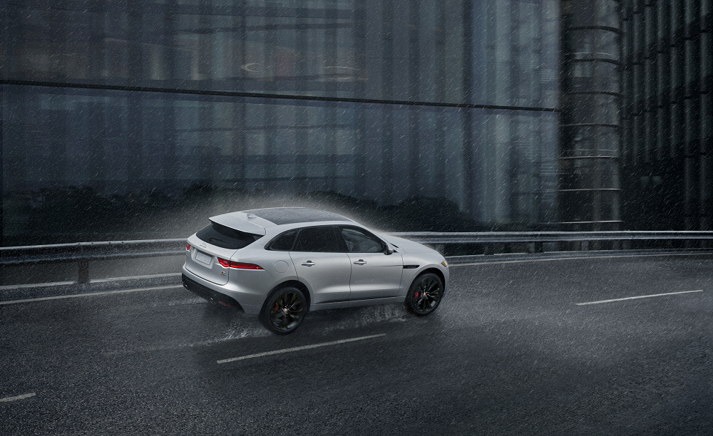 Jaguar F-PACE Engine Specs