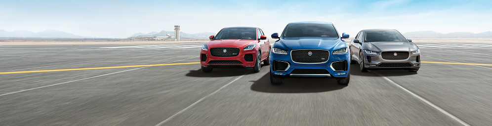 Jaguar SUVs