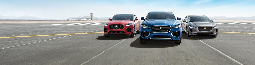 2020 Jaguar PACE Lineup