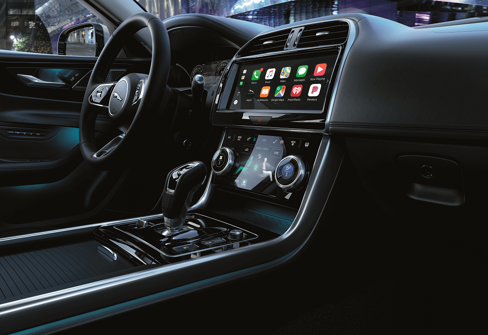 2020 Jaguar XE Technology Features