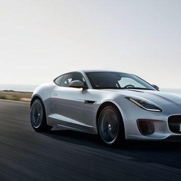 2018 Jaguar F TYPE 3