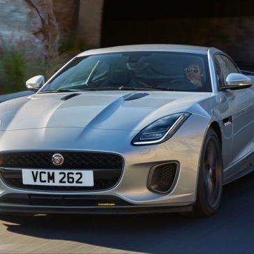 2018 Jaguar F TYPE 4