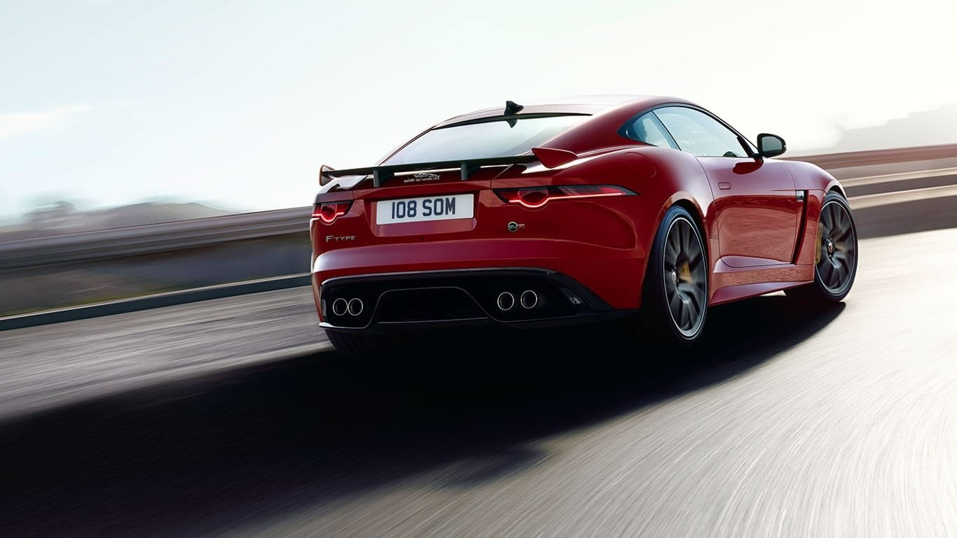 2018 Jaguar F TYPE 5