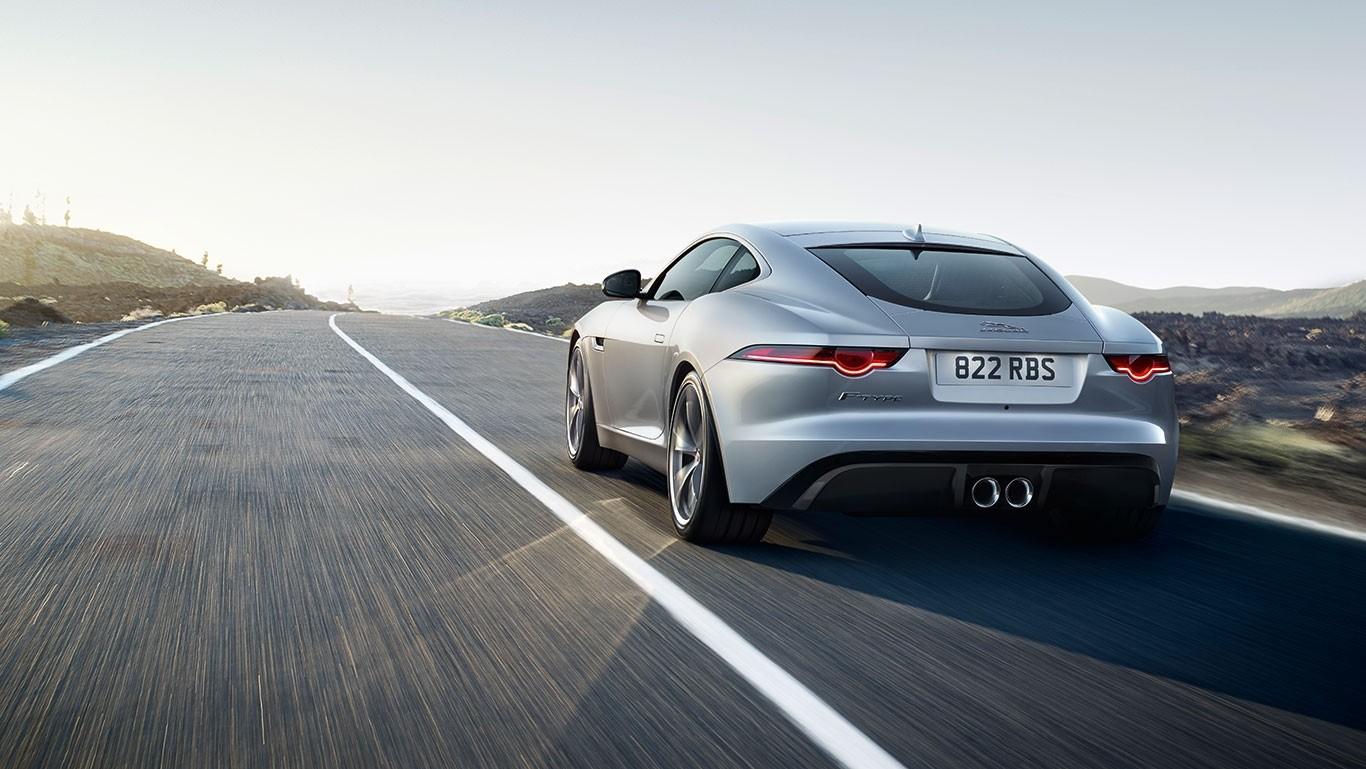2018 Jaguar F TYPE 6