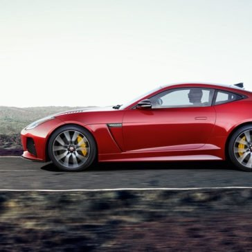 2018 Jaguar F TYPE 8